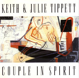 KEITH AND JULIE TIPPETT - Couple In Spirit cover