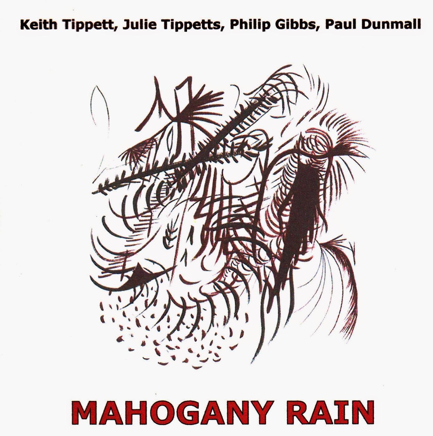 KEITH AND JULIE TIPPETT - Mahogany Rain cover