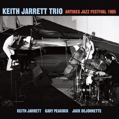 KEITH JARRETT - Antibes Jazz Festival, Juan-Les-Pins 23rd July 1985 cover