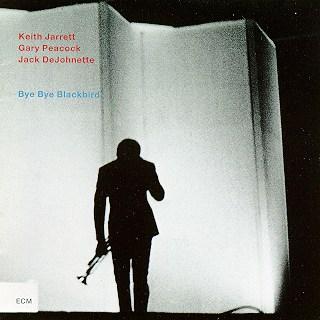 KEITH JARRETT - Bye Bye Blackbird cover