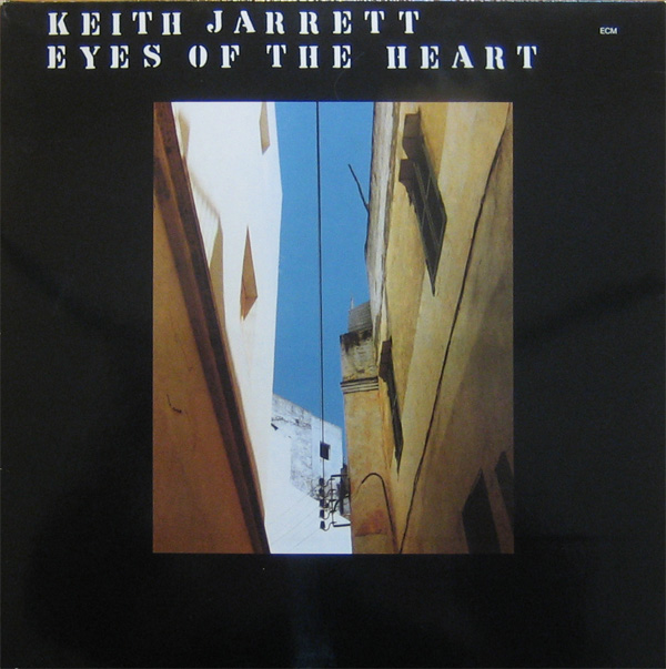 KEITH JARRETT - Eyes of the Heart cover