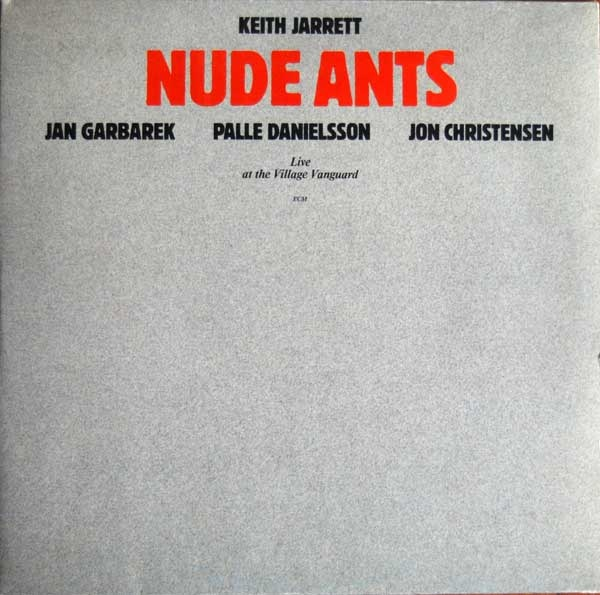 KEITH JARRETT - Nude Ants (Live At The Village Vanguard) cover