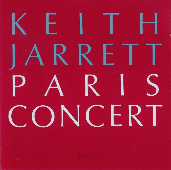 KEITH JARRETT - Paris Concert cover