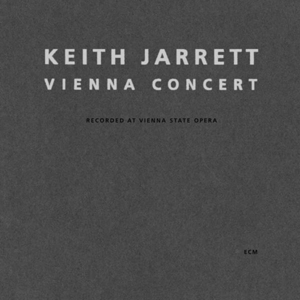 KEITH JARRETT - Vienna Concert cover