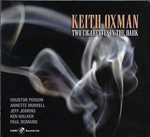 KEITH OXMAN - Two Cigarettes In The Dark cover