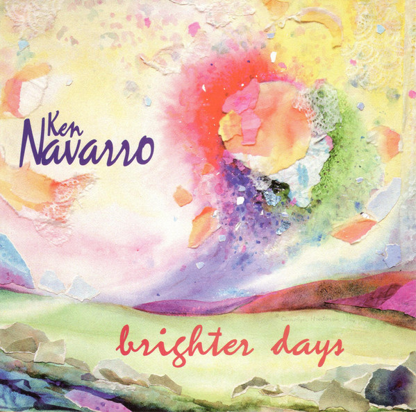 KEN NAVARRO - Brighter Days cover