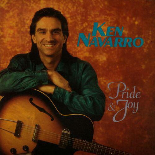 KEN NAVARRO - Pride And Joy cover