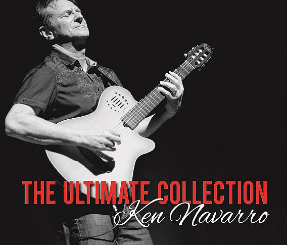 KEN NAVARRO - The Ultimate Collection cover
