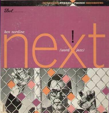 KEN NORDINE - Next! cover