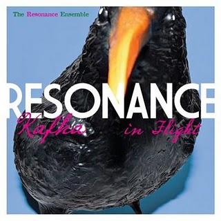 KEN VANDERMARK - Kafka in Flight (as Resonance) cover