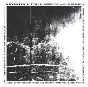 KEN VANDERMARK - Momentum 1: Stone cover
