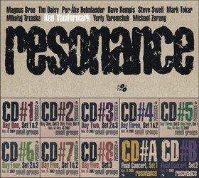 KEN VANDERMARK - Resonance (Complete) cover