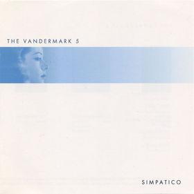 KEN VANDERMARK - Simpatico cover