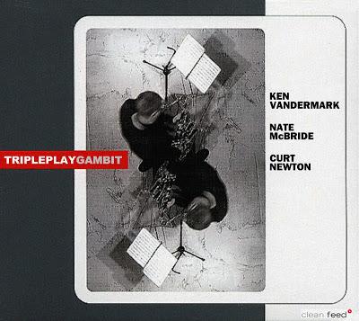 KEN VANDERMARK - Tripleplay : Gambit cover