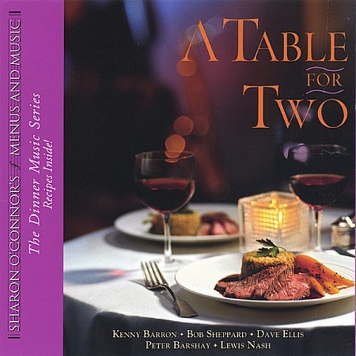 KENNY BARRON - A Table for Two cover