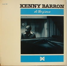 KENNY BARRON - At the Piano cover
