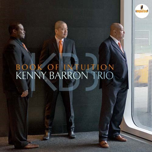 KENNY BARRON - Book Of Intuition cover