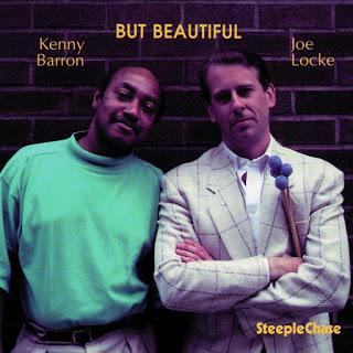 KENNY BARRON - Kenny Barron & Joe Locke : But Beautiful cover