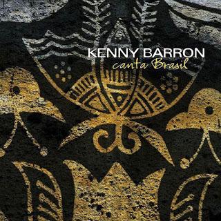 KENNY BARRON - Canta Brasil cover