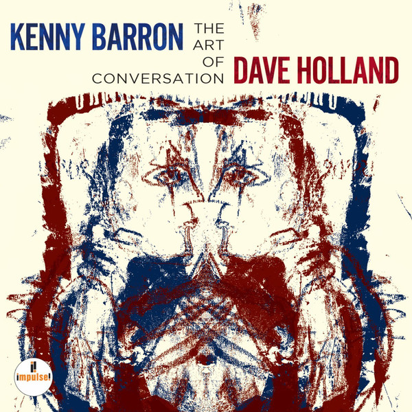 KENNY BARRON - Dave Holland & Kenny Barron : The Art of Conversation cover