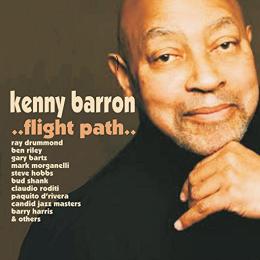 KENNY BARRON - Flight Path cover