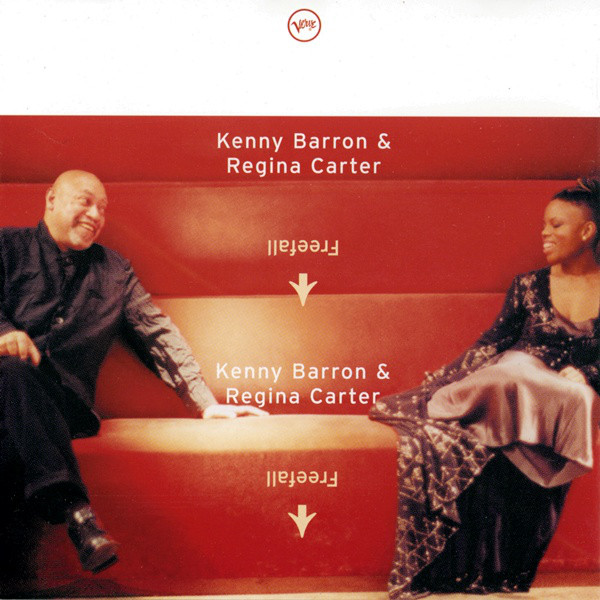 KENNY BARRON - Freefall  (with Regina Carter) cover