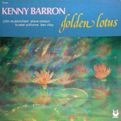 KENNY BARRON - Golden Lotus cover