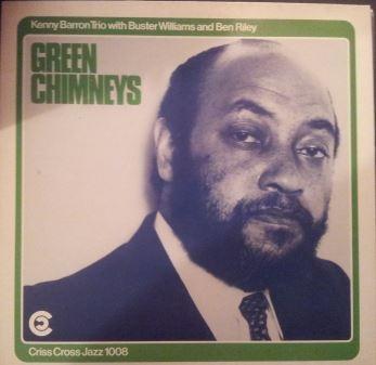 KENNY BARRON - Green Chimneys cover