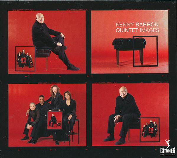 KENNY BARRON - Kenny Barron Quintet : Images cover