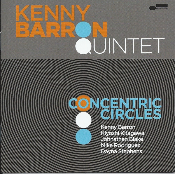 KENNY BARRON - Kenny Barron Quintet : Concentric Circles cover