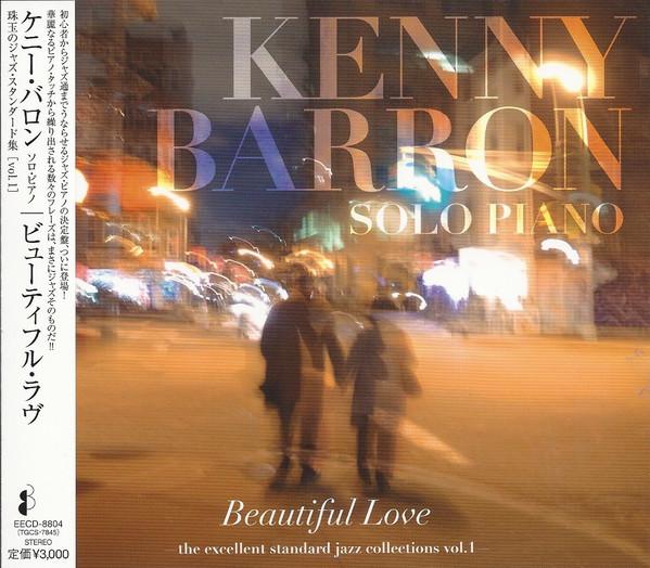 KENNY BARRON - Kenny Barron Solo Piano : Beautiful Love cover