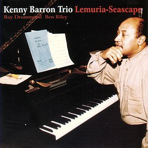 KENNY BARRON - Lemuria-Seascape cover