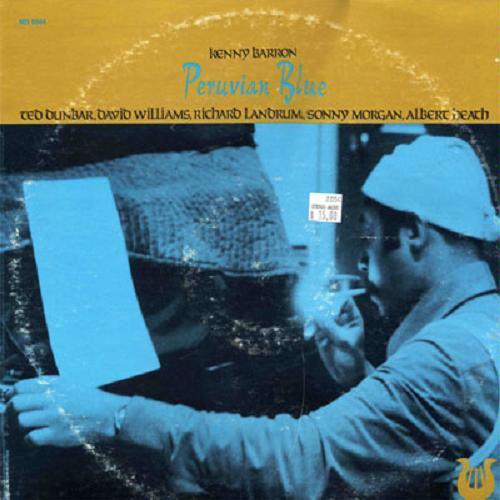 KENNY BARRON - Peruvian Blue cover
