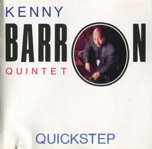 KENNY BARRON - Kenny Barron Quintet : Quickstep cover