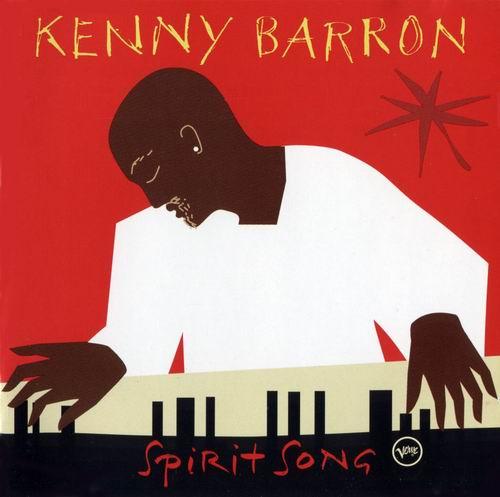 KENNY BARRON - Spirit Song cover