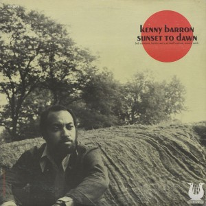 KENNY BARRON - Sunset to Dawn cover