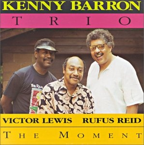 KENNY BARRON - The Moment cover
