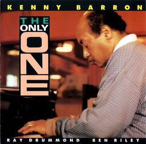 KENNY BARRON - The Only One cover