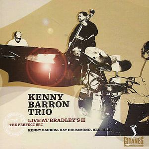 KENNY BARRON - The Perfect Set: Live At Bradley's II cover