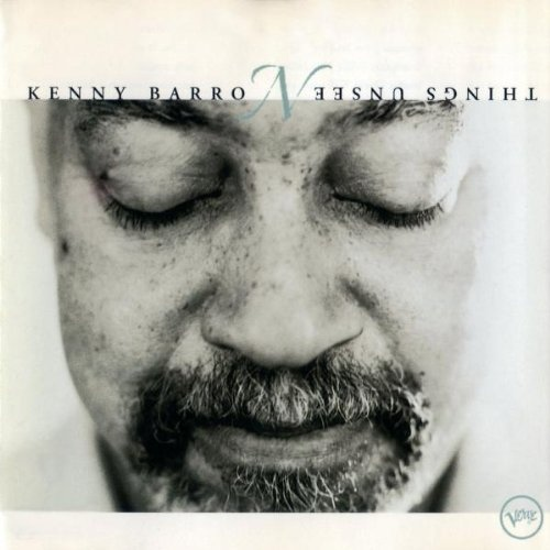 KENNY BARRON - Things Unseen cover