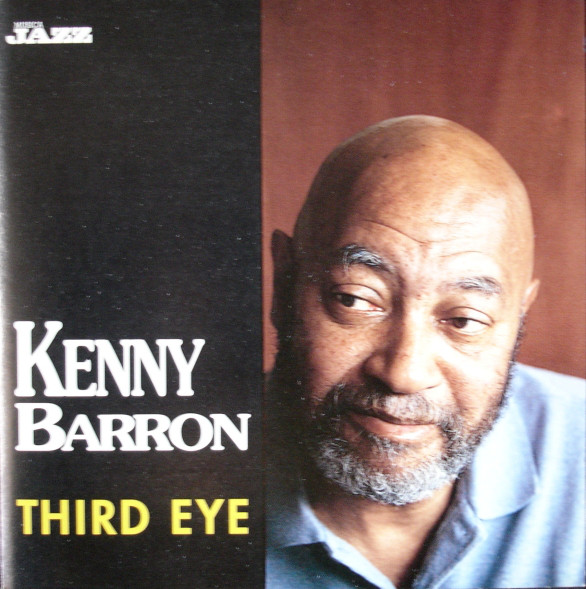 KENNY BARRON - Third Eye cover