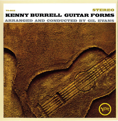 KENNY BURRELL - Guitar Forms cover