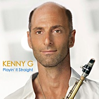 KENNY G - Playin' It Straight cover