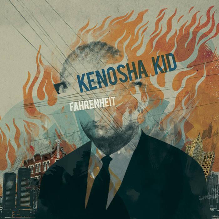 KENOSHA KID - Fahrenheit cover