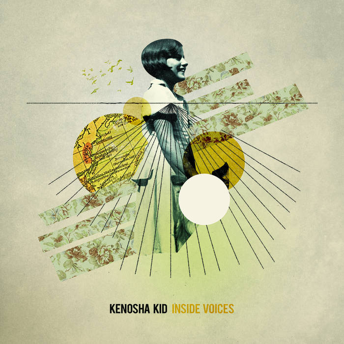 KENOSHA KID - Inside Voices cover