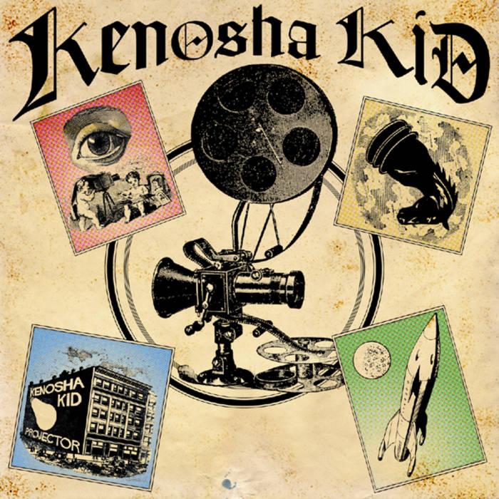 KENOSHA KID - Projector cover