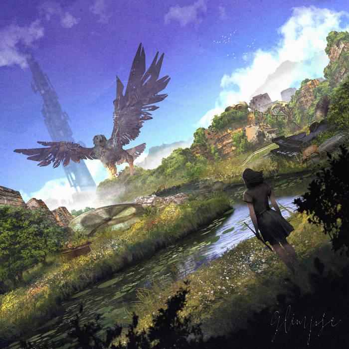 KENTA SHIMAKAWA - Glimpse cover