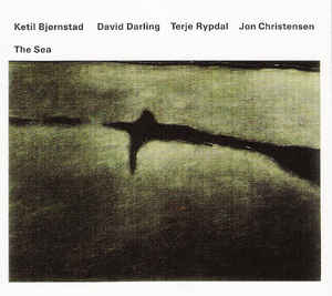 KETIL BJØRNSTAD - Ketil Bjørnstad / David Darling / Terje Rypdal / Jon Christensen : The Sea cover