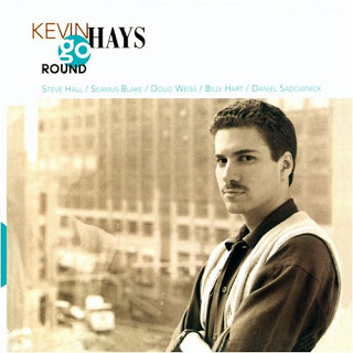 KEVIN HAYS - Go Round cover