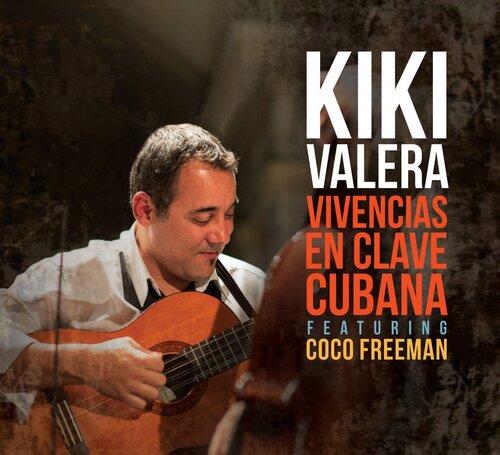 KIKI VALERA - Vivencias En Clave Cubana cover